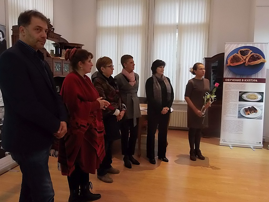The project partners: European Spaces 21 Association and the Museums of Rousse, Shumen and Varna