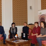 Авторите на теренното етноложко проучване на еврейските общности