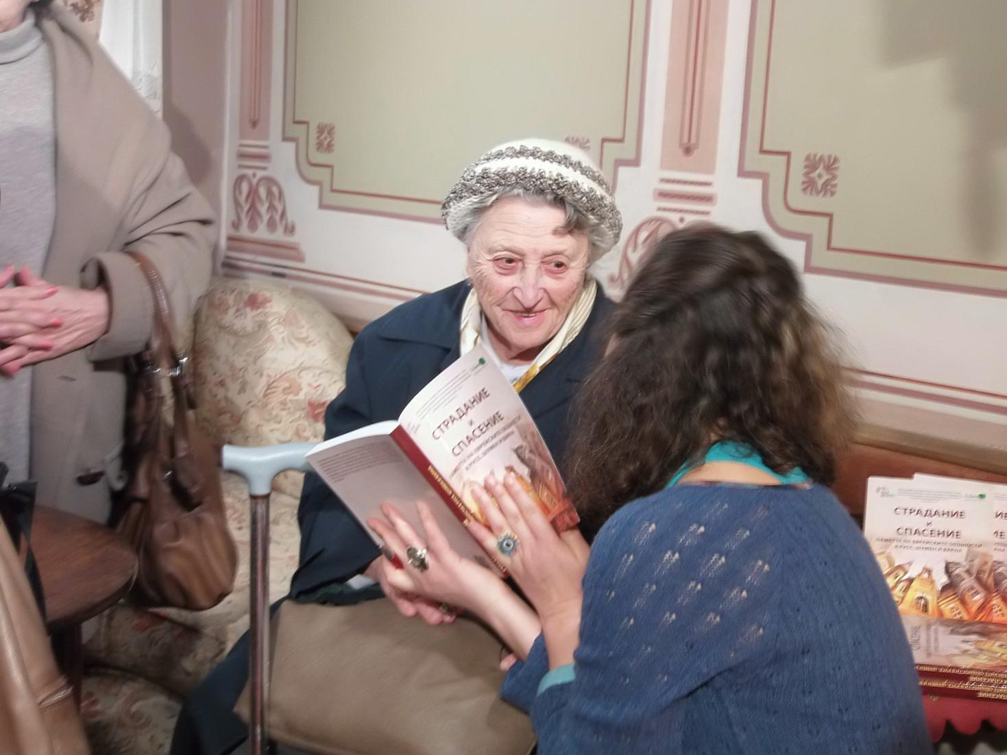 Виктория Йосиф Леви - Алмалех, една от героините във Варна